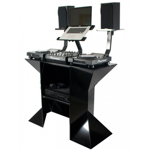 X90 STUDIO DJ DESK BLACK XS900 901 Products