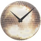 Disco Mirror Clock