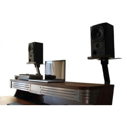 Studio Dj Desk Stand Speaker Brackets Sb030 901 Dj Stands Products