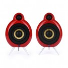 SCANDYNA ACTIVE MICROPOD SE - RED (PAIR)